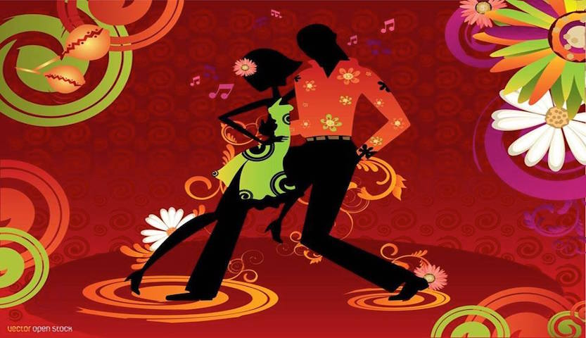 12.7.2019 Salsa Night@The Merry Monk