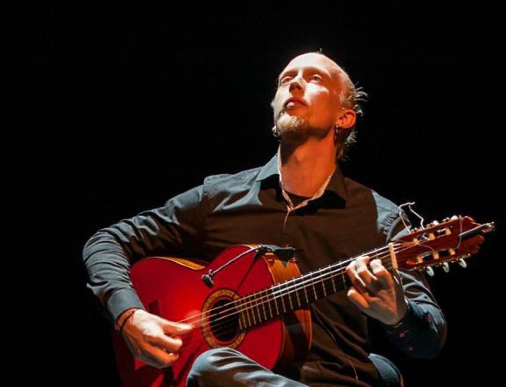 15.3.2019 Flamenco Guitar: Joonas Widenius
