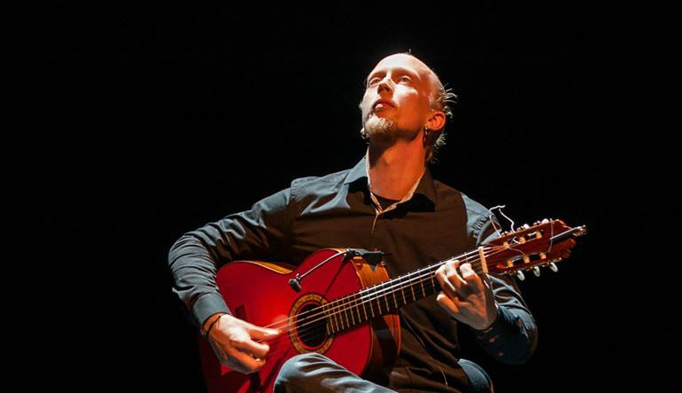 15.3.2019 Flamenco Guitar: Joonas Widenius