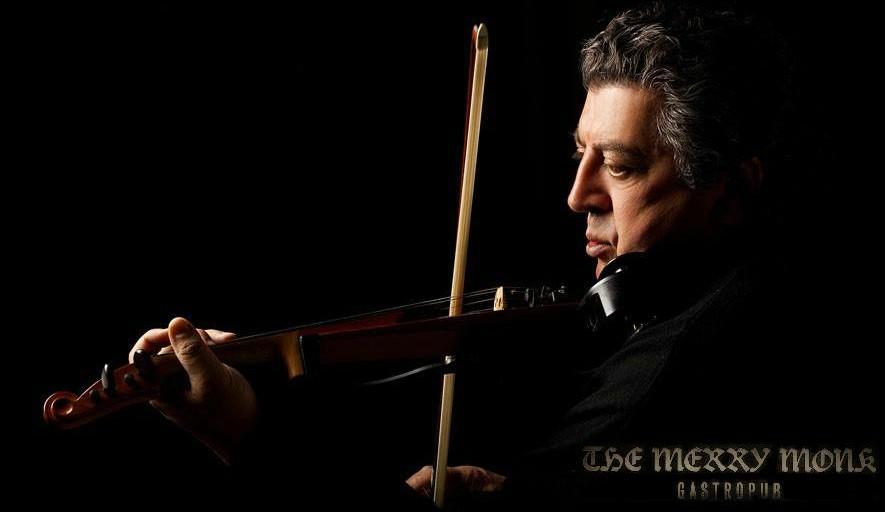 9.2.2019 Trio Kárpáti Special Guest: Vitali Imereli